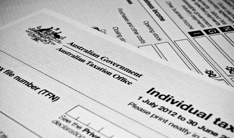 Australian taxation law for residents