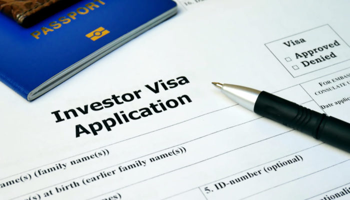 Business Innovation Visa